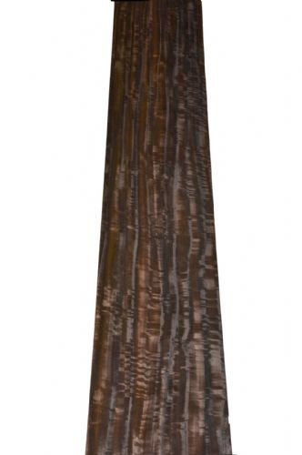 "Fumed Eucalyptus  8ft 5"" x 9.5"" ( 256 x 24 cm )"